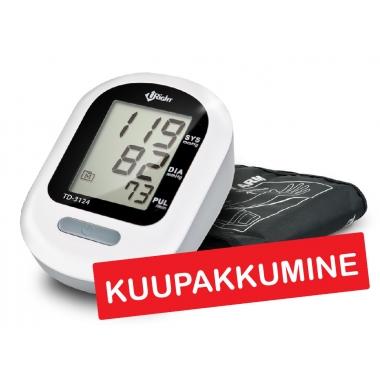 U-Right täisautomaatne vererõhumõõtja tavahinnaga 45.00 eurot